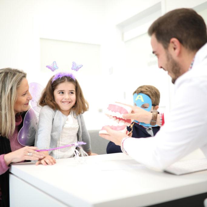 dentistas niños sevilla