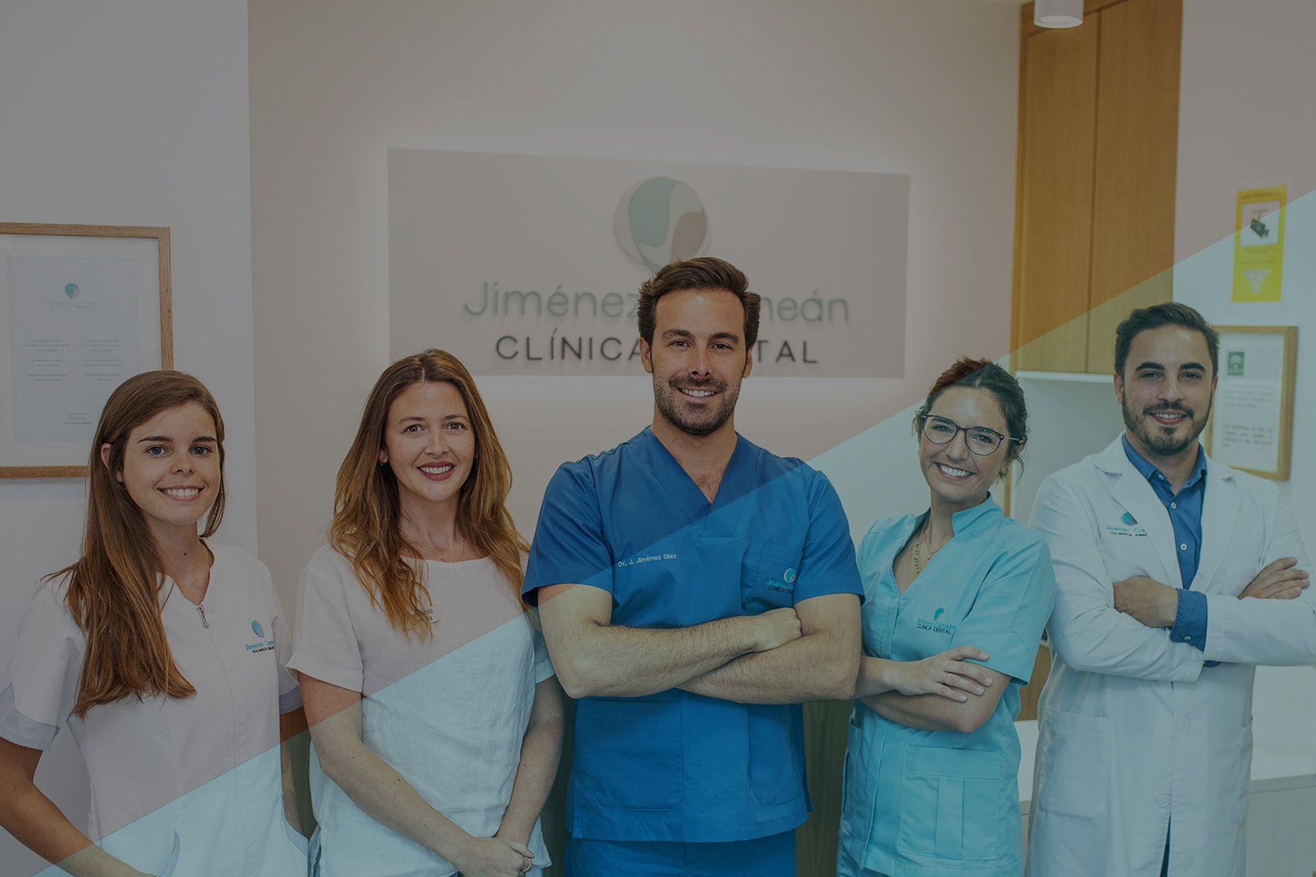 clinica dental sevilla, dentistas sevilla, clinica dental jimenez camean